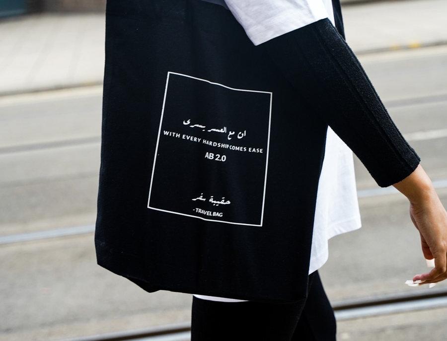 Abstract 2.0 Travel Bag