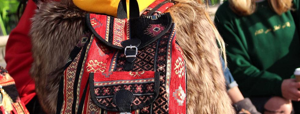 Zahra | Abstract Arabic Bag