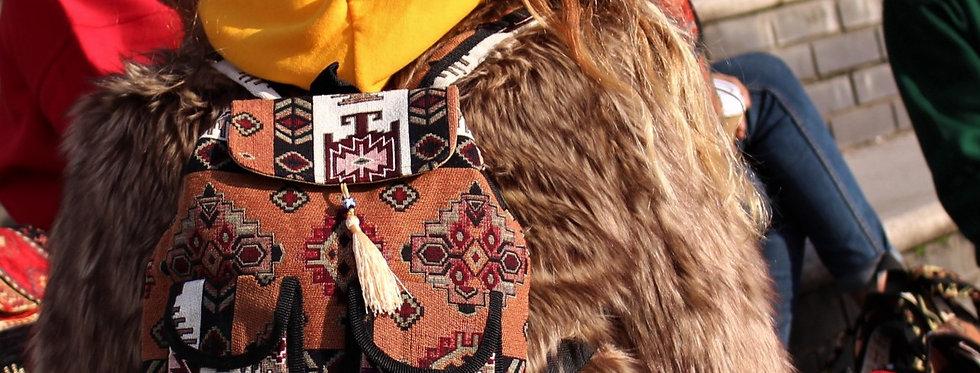 Mini Sahrah | Abstract Arabic Bag