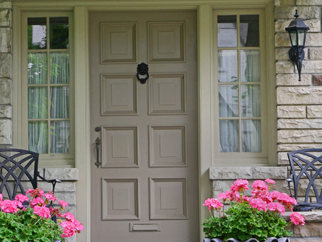 4 Cost-Effective Ways to Strengthen Your Front Door and Improve Security