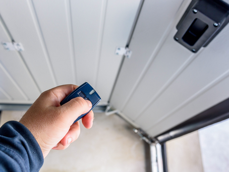 Garage Door Won't Open?  The Most Common Reasons Why
