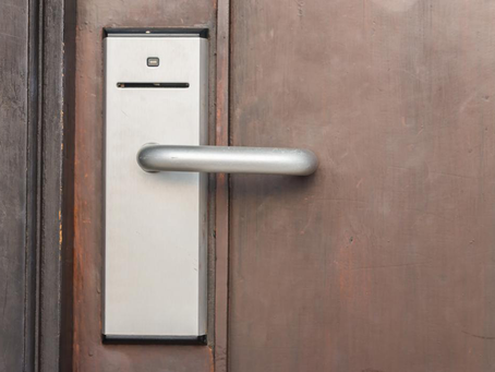 5 Reasons Why Electronic Locks Are Preferred