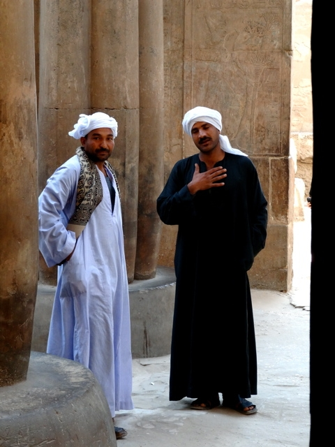 Luxor guides