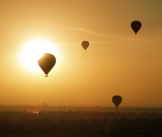 Ballooning over the valley of the Kings - Copy - Copy