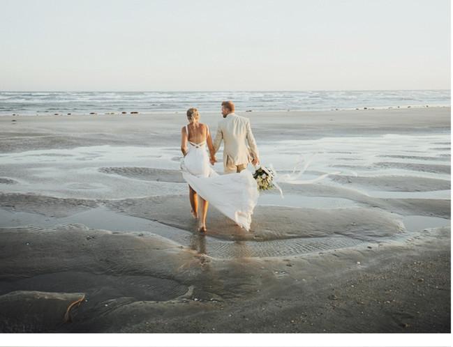 Your Boho Wedding on the Beach