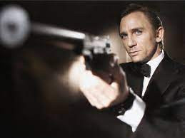 Surprise twist to new Bond film: he's a straight white male