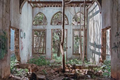 Beirut, parte del trabajo Edelweiss, 2018. 35mm. Pelayo Martín