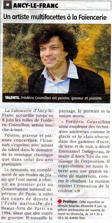 L'Yonne républicaine - 2014