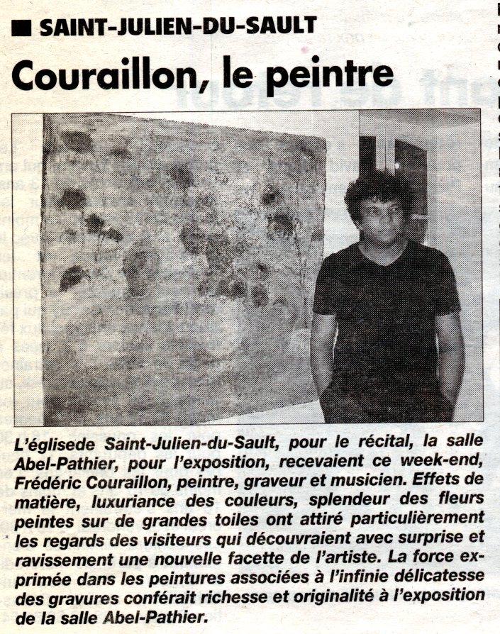 L'Yonne républicaine - 18 sept 2007
