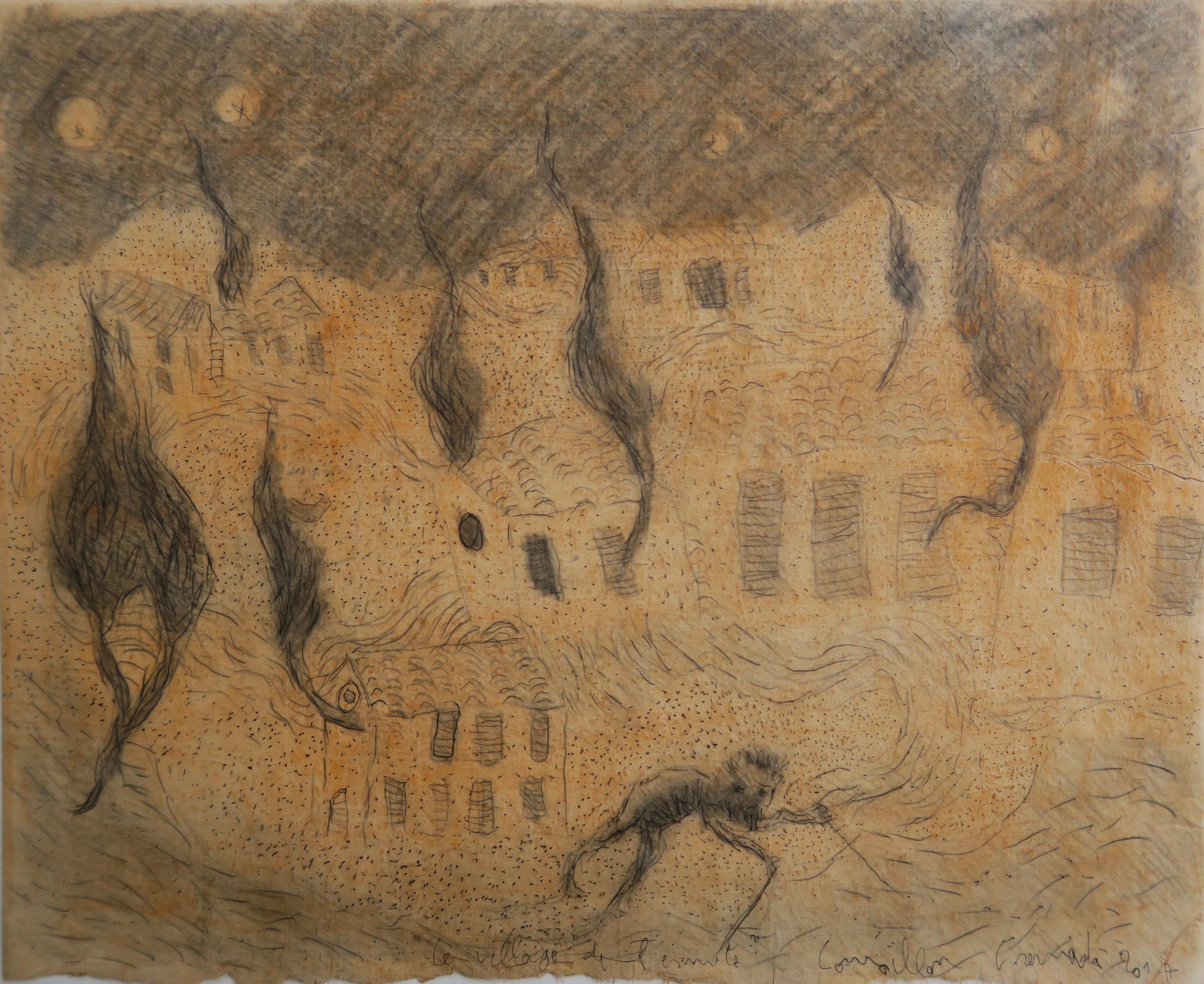 Le village de l'érmite