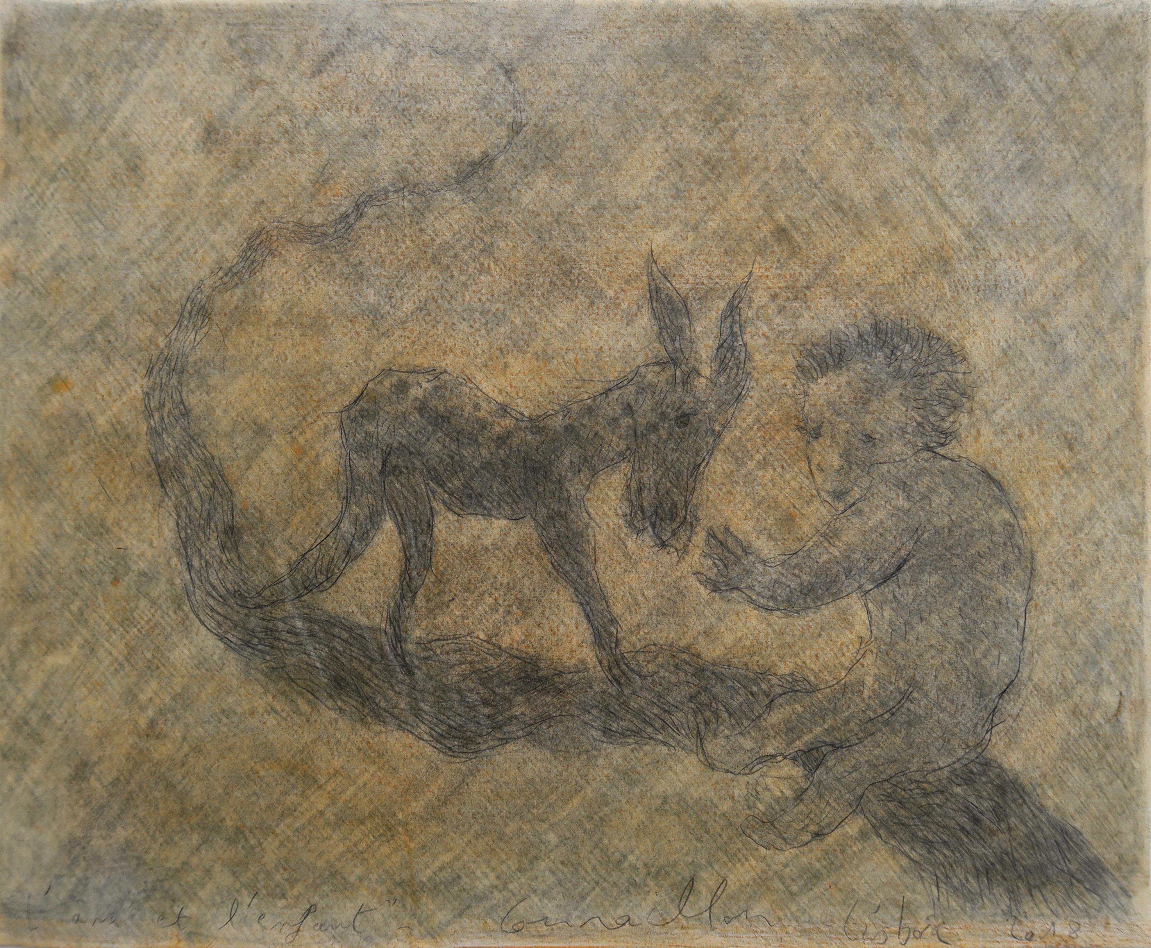 L'âne et l'enfant