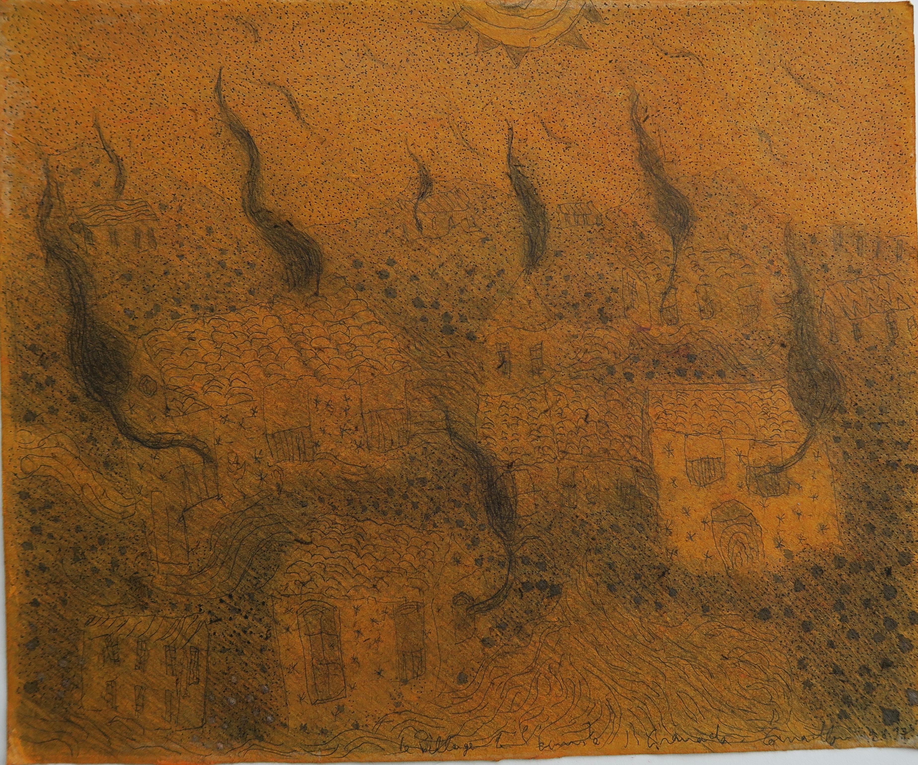 Le village de l'ermite