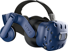 XPVR HTC VIVE Pro headset VR arenas.png