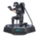 Try our VR WALKSTATIONS - The UK's premium 360 locomotion VR gaming experience