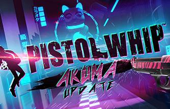Pistol Whip VR game