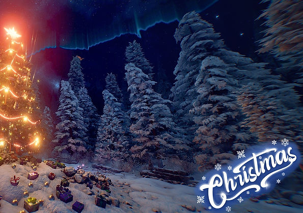 Christmas Story VR Escape Game Experience