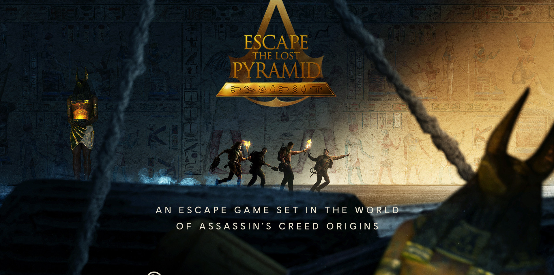 Escape the Lost Pyramid - VR Escape Game