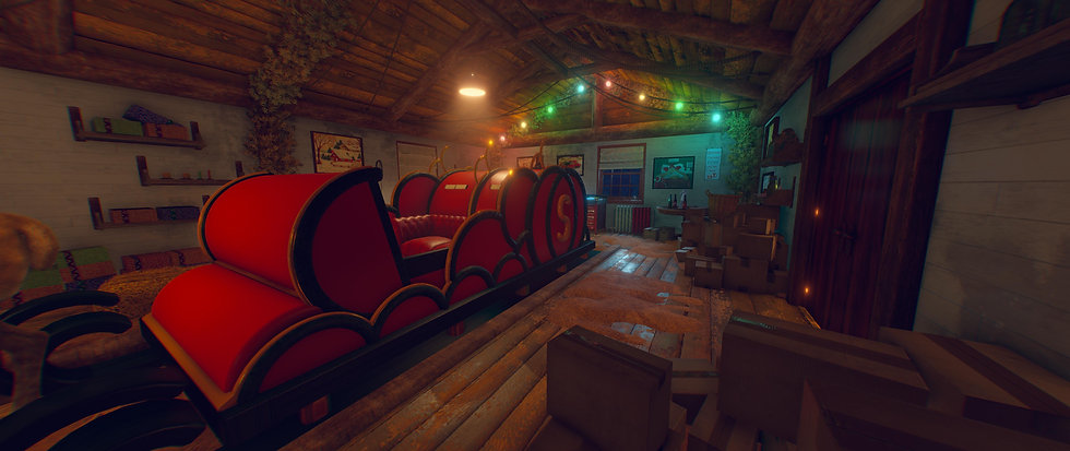 Christmas Story VR Escape Game adventure experience in Stoke on Trent