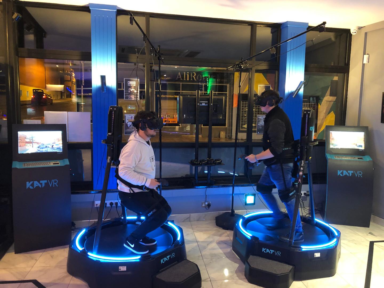 VR Walkstations