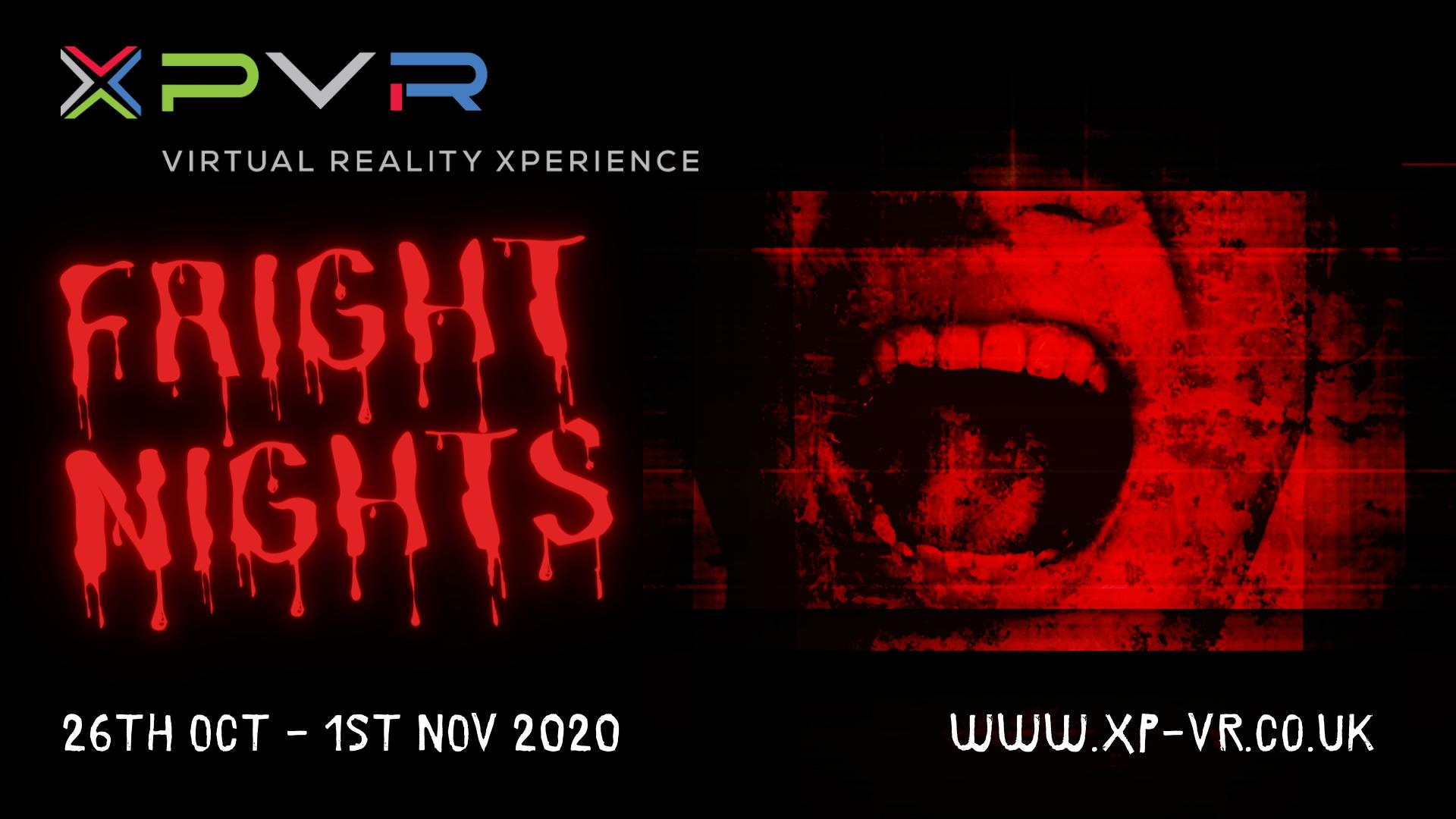 VR Fright Nights at XP-VR