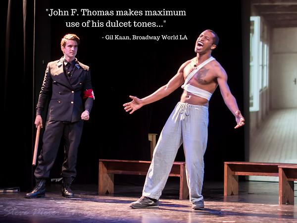 -John F. Thomas makes maximum use of his