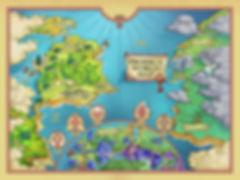 Prodigy Series Map - 800x600