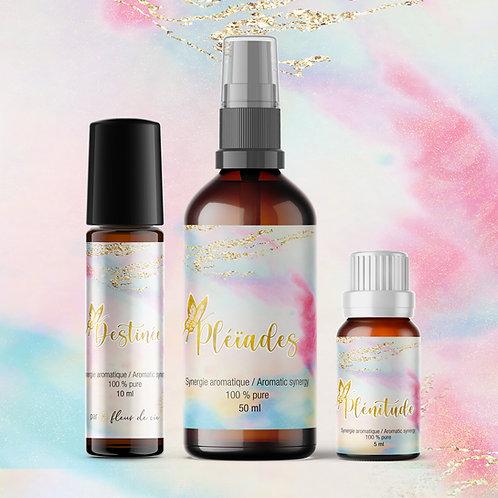 Trio Bonheur Synergie aromatique