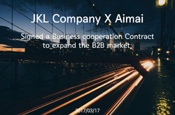 JKL Company has signed a s business