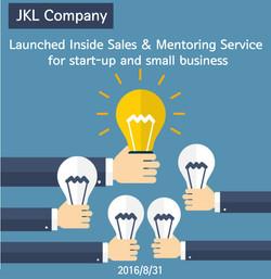 A new service of JKL Company