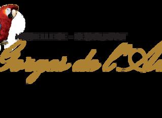 Diner des CHEF DÉGUSTATION Accord mets et vins producteurs locaux Organisé par l'association des «C