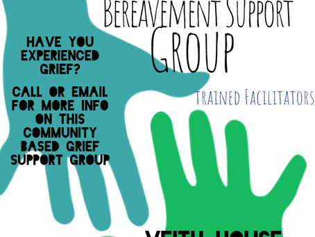 Grief & Bereavement Support Group