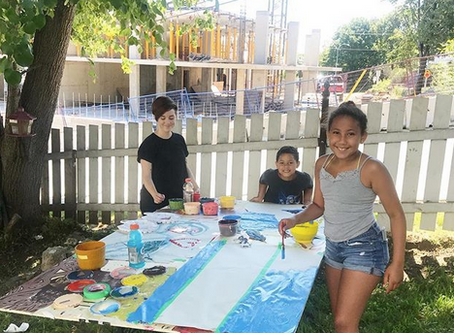 Veith House Kids Drop in 9am-12pm Monday to Friday