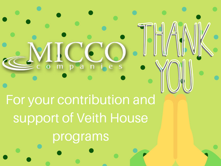 Thank You MICCO!!
