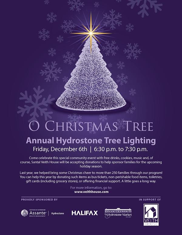 Veith Holiday Tree Lighting 2019 - 8.5x1