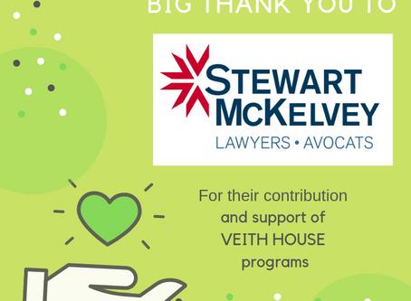 Thank you Stewart McKelvey!!