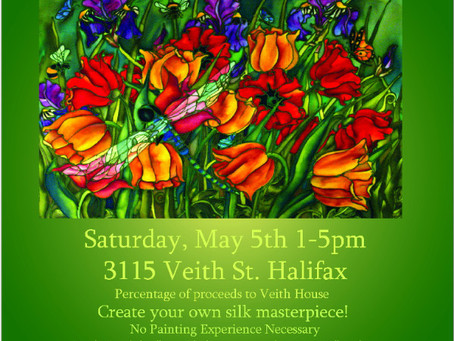 Fundraiser for Veith House May 5th