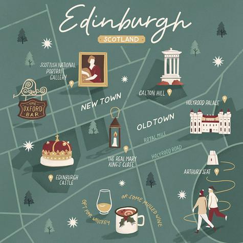illustrated-map-of-edinburgh-tammy-chew