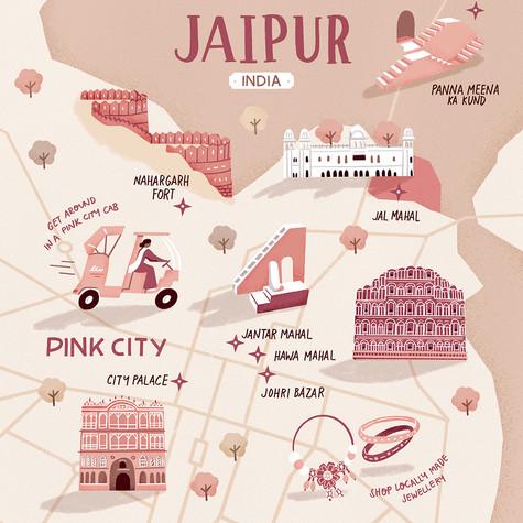 illustrated-map-of-jaipur-tammy-chewjpg