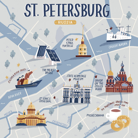 illustrated-map-of-st-petersburg-tammy-c