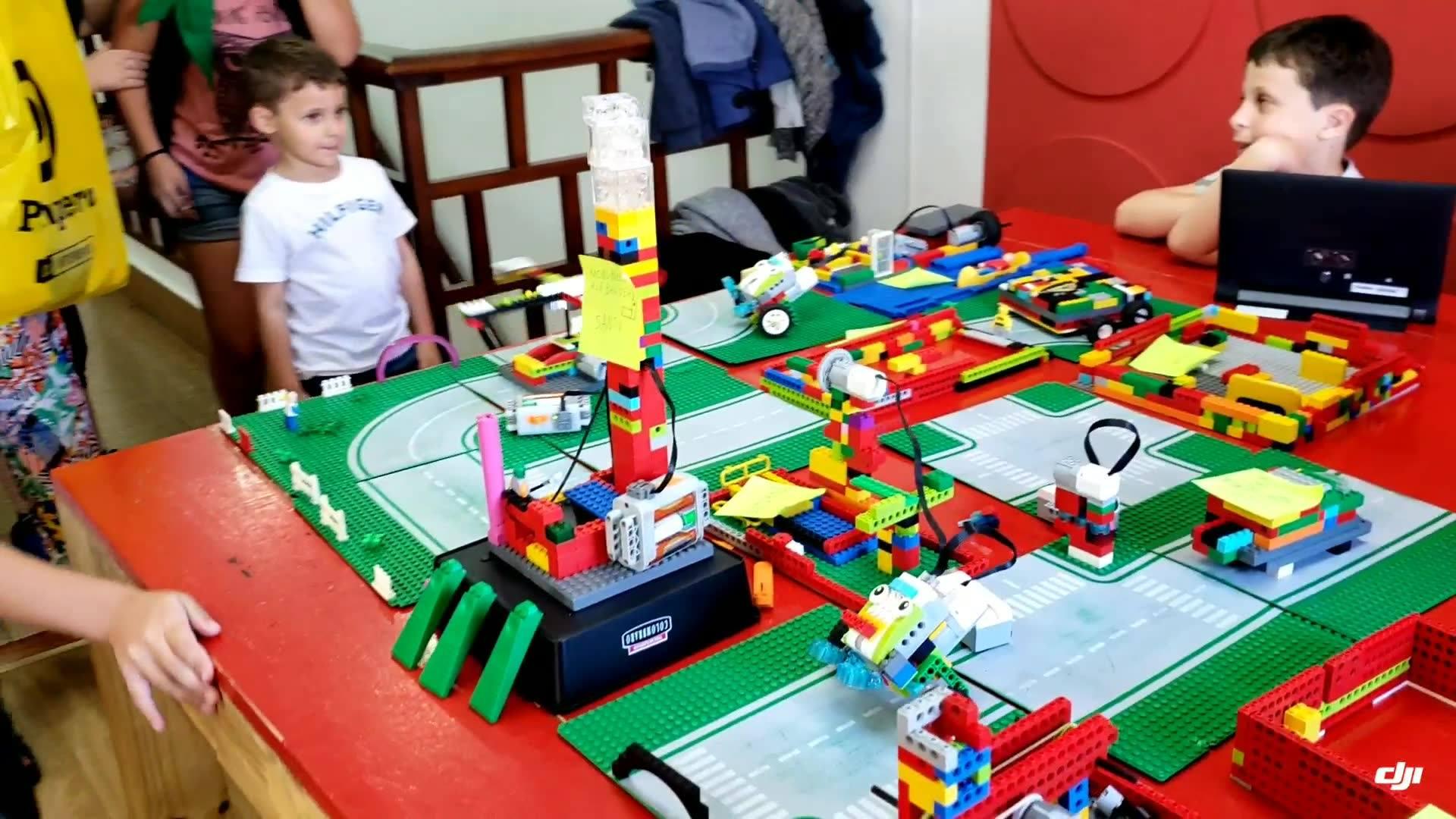 La ciudad de Rosario construida por los chicos