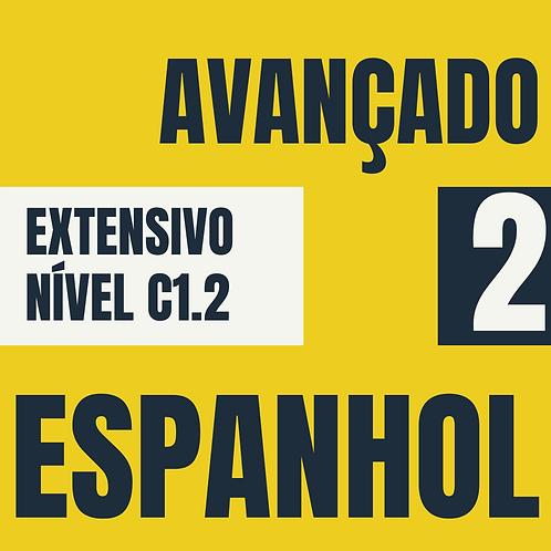 Espanhol Avançado 2 (C1.2)