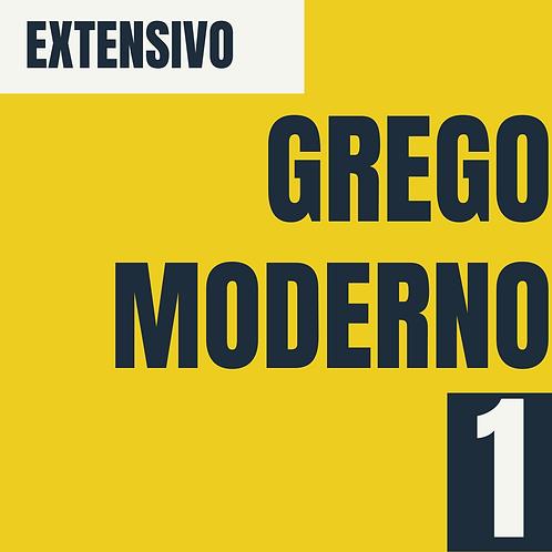 Grego Moderno 1