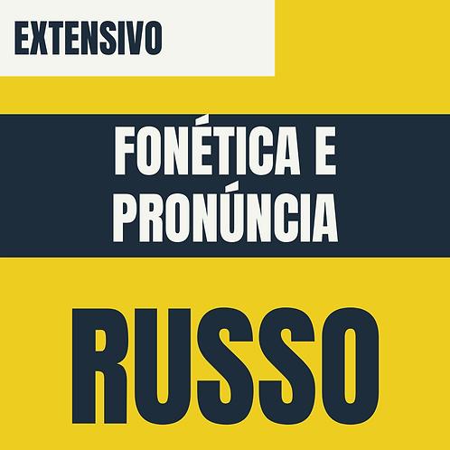 Russo: Fonética e Pronúncia