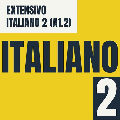Italiano 2  (A1.2)