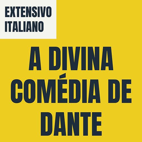 """Italiano - """"A Divina Comédia de Dante"""""""