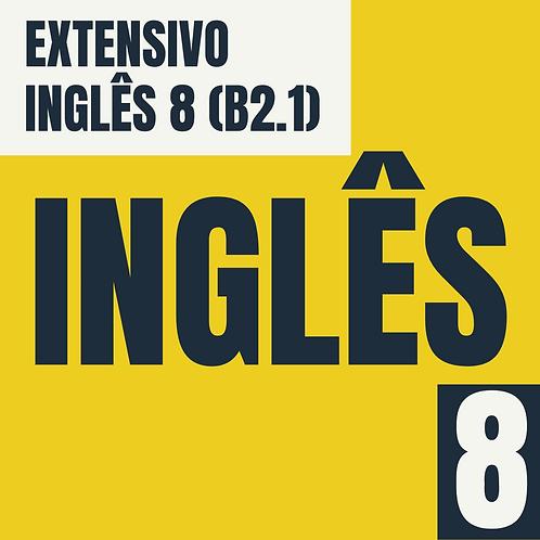 Inglês 8 (B2.1)