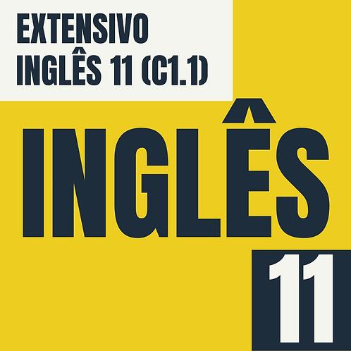 Inglês 11 (C1.1)