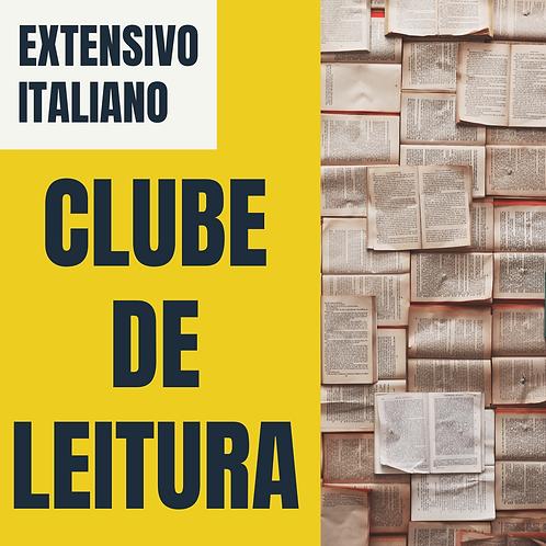 Italiano: Clube de Leitura