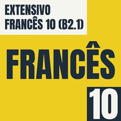 Turma Especial: Francês 10 (B2.1)