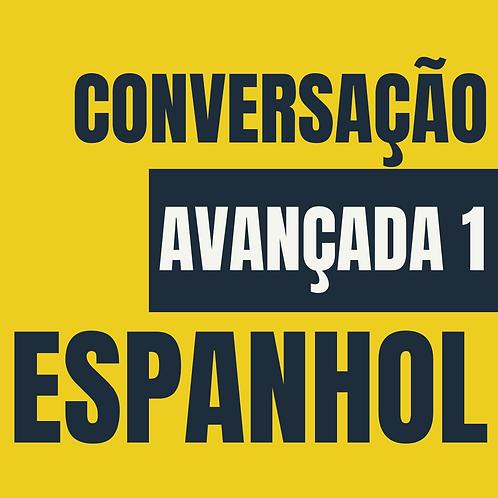 Espanhol: Conversação Avançada 1 (C)